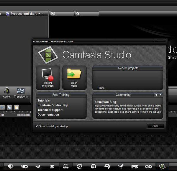 camtasia keyboard capture